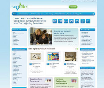 SCIS | Scootle: A one-stop shop for digital curriculum resources | Technology to the table | Scoop.it