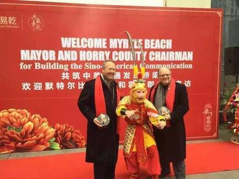 Chinese Ponzi Scheme Embarrasses Mayor, Chamber President And Hurts Myrtle Beach's Image - Myrtle Beach SC | Myrtle Beach | Scoop.it