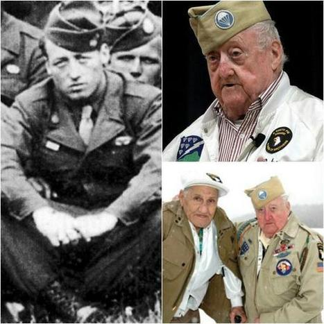 Twitter / LCplSwofford: Band of Brothers' WWII Veteran ... | World War II | Scoop.it