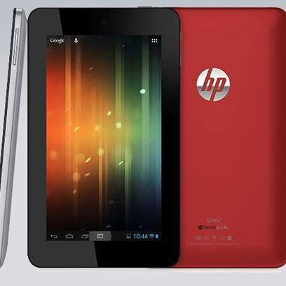 HP Debuts First Android-Based Device, the Slate 7 Tablet | HP Slate | Scoop.it