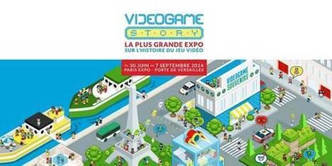 Vidéo Game Story: la plus grande exposition consacrée au jeu vidéo - Le Huffington Post | Les bons plans de Princess Zaza | Scoop.it