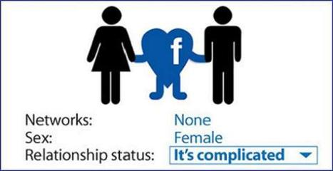 What Happens on Facebook ... Can Ruin a Marriage | Marriage Articles | Scoop.it