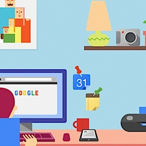 The Inside Scoop on Google's Visual Design Guidelines #inspiredbydesign | Design Inspiration | Scoop.it