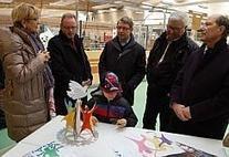 Le prix de travail manuel du Rotary à destination de cinq lycées - LePharedunkerquois.fr / lejournaldesflandres.fr   Lycée professionnel de l'automobile et du transport   Scoop.it