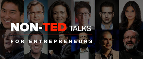 12 Must Watch Non-TED Talks for Entrepreneurs – Shopify   Business Coaching and Consulting   Scoop.it