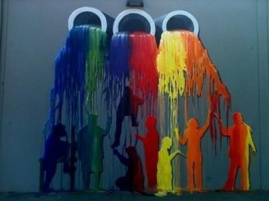 Transmedia Art Walk a great addition to Davis | Transmedia: Storytelling for the Digital Age | Scoop.it