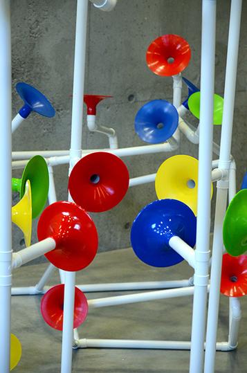 Yuri Suzuki: Acoustic Pavilion – Experience beauty through sound   Art Installations, Sculpture, Contemporary Art   Scoop.it