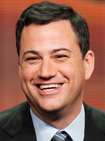 Jimmy Kimmel Books Lifelong Idol David Letterman on His Show | Show Prep | Scoop.it