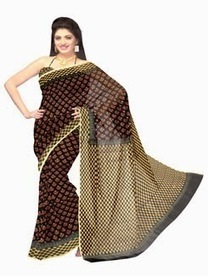 Stylish Supernet Sarees Online - Latest womens clothing and New ... | Sorella Boutique – Online Sarees Shopping India | Scoop.it