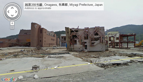 Street View of Fukushima Makes Me Want to Cry | BASIC VOWELS | Scoop.it