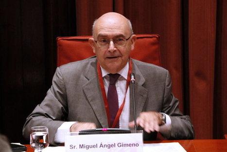 El Parlament avala que Miguel Ángel Gimeno dirigeixi Antifrau, El Punt Avui / Europa Press | Diari de Miquel Iceta | Scoop.it