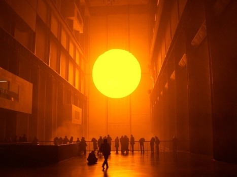 Olafur Eliasson : le roi soleil bientôt à Versailles | Art contemporain et culture | Scoop.it