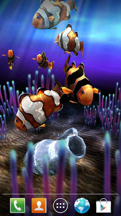 My 3D Fish II v2.0 (paid) apk download | ApkCruze-Free Android Apps,Games Download From Android Market | THEEMES 3D | Scoop.it