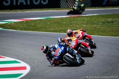Sunday Summary at Mugello: Lorenzo's Persistence, Cruchlow's Fierceness, & Honda's Hidden Weakness | Ductalk Ducati News | Scoop.it