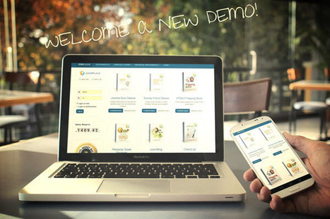 Introducing Our New Demo Website! | JoomPlace Blog | Scoop.it