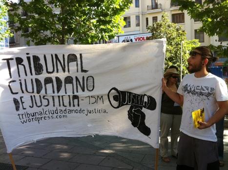 TCJ Convoca para preparación manifestación noviembre | TRIBUNAL CIUDADANO DE JUSTICIA 15M (TCJ) | Scoop.it