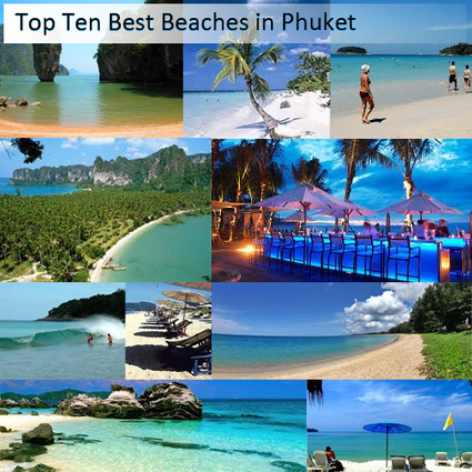 Top Ten Best Beaches in Phuket < Asia   Travel Tour Guide   Scoop.it
