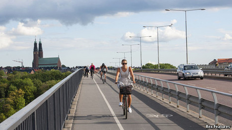 Why Sweden has so few road deaths | Interesting News | Scoop.it