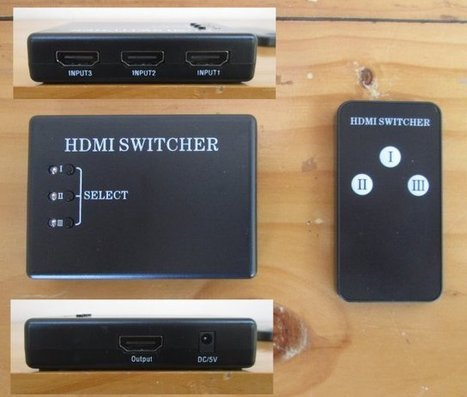 Quick Review of YS-189 HDMI Switcher | Embedded Systems News | Scoop.it