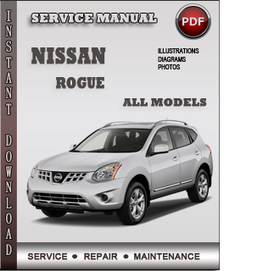 Nissan Rogue Service Repair Manual Download | Info Service Manuals | Nissan Repair Service Manuals | Scoop.it