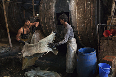 The extremely unhealthy life of the Bangladesh tannery worker  - ucanews.com | Asbestos | Scoop.it