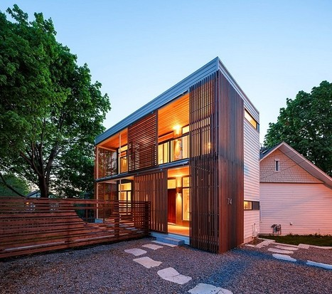Geny House is Inspired by the Simplicity of Japanese Minka Houses | Architecture and Interior Design | Scoop.it