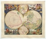 Old maps of the world – o colectie impresionanta de harti vechi ... | Cartography | Scoop.it