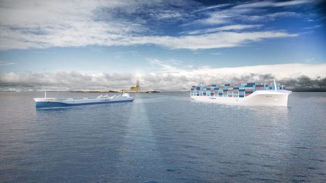 Rolls-Royce Drone Ships Challenge $375 Billion Industry: Freight | The Robot Times | Scoop.it