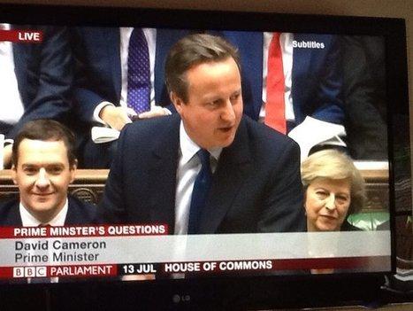 Tweet from @jbwhitesnake | Camerons Disasters | Scoop.it