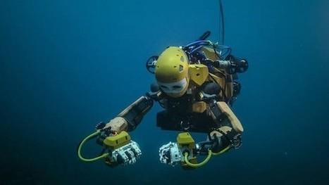 Un robot probado en Francia abre nuevas fronteras para la arqueología subacuática... | Arqueología submarina y subacuática, Navegación histórica,  Ciencias y Técnicas Auxiliares y afines. Investigando en Arqueología  Submarina. | Scoop.it