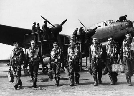 Remembering the Brave Crews of Bomber Command | 460 Squadron - Bomber Command: 1942-45 | Scoop.it
