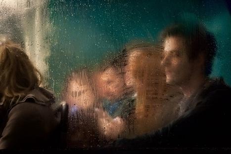 Nocny autobus - piękne, zimowe portrety Nicka Turpina - Sylwetki fotografów - Swiatobrazu.pl | photography | Scoop.it