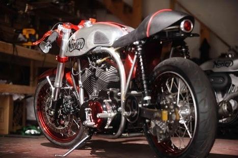 Norley // by Santiago Choppers | Vintage Motorbikes | Scoop.it