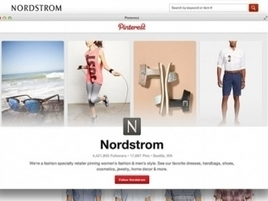 Pinterest Makes It Easier to Follow E-commerce Brands | Pinterest | Scoop.it