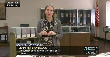 University of Southern Mississippi Civil Rights Collection | Diverse Books and Media | Scoop.it