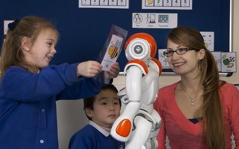 The robot teacher connecting with autistic children - Telegraph | Robotics by Aldebaran | Scoop.it