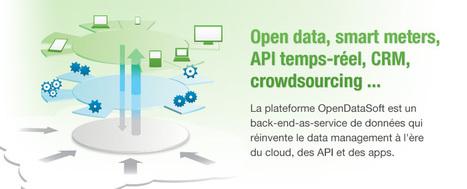 OpenDataSoft | Plateforme clef-en-main pour l'open data >> Un SIT nouvelle génération | Yasmine | Scoop.it