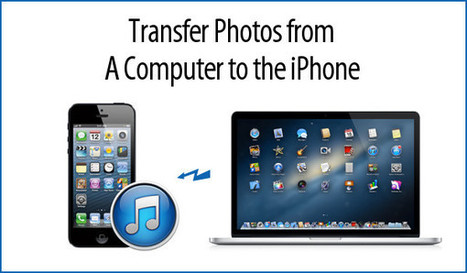How to Transfer Photos from Computer to iPhone or iPad   All Things iPhone, iPad and iOS   Scoop.it