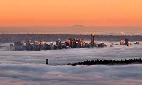 The photographs of fog in Vancouver that will leave you on cloud nine | Grand Pictures | Scoop.it