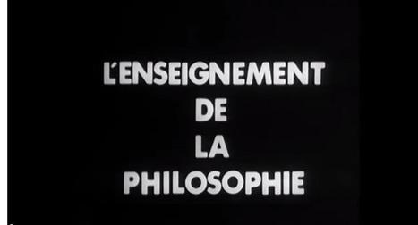 Philosophie et vérité (1965) - Badiou, Canguilhem, Dreyfus, Foucault, Hypolite, Ricoeur - simongros.com   Ballade sur la toile   Scoop.it