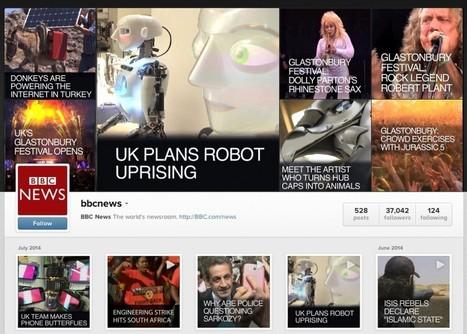 Kreative Kampagnen mit Instagram | Der Social Media Manager | Marketing with Instagram | Scoop.it