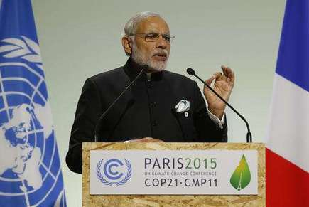 India to ratify Paris Agreement on climate change | Sustain Our Earth | Scoop.it