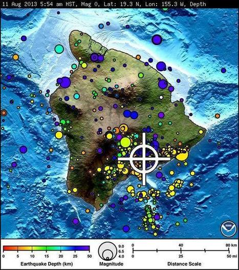 No Tsunami after 2 Earthquakes at Kīlauea, 4.8 and 3.2 Magnitude ... | Earth Changes | Scoop.it