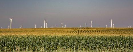 Les grandes sociétés américaines achètent massivement de l'éolien | Chronique d'un pays où il ne se passe rien... ou presque ! | Scoop.it