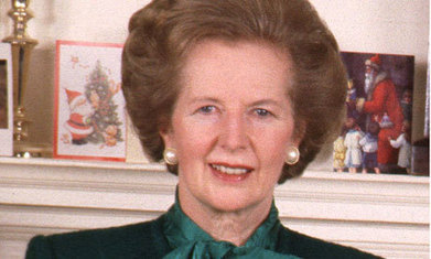 The Margaret Thatcher look: from the pearls to the handbag ... | Pearls In Fashion | Scoop.it