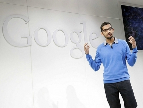 The rise and rise of Sundar Pichai in Google (and Larry Page is loving it) - Tech Times | Digital-News on Scoop.it today | Scoop.it