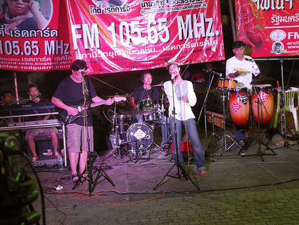 Music as powerful tool in political movements in Thailand   World Cultures   Scoop.it