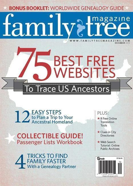 Tennessee State Library & Archives makes 75 Best State Genealogy Websites in 2013 by Family Tree Magazine | Tennessee Libraries | Scoop.it