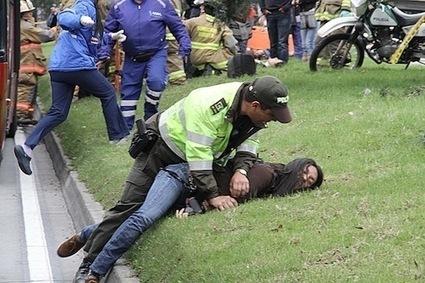 Colombia: ¿Cómo saber si has sido víctima de abuso policial? | Derecho Colombiano | Scoop.it
