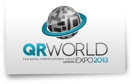 QR Code Conference and Expo London 2013 | QR World Expo | QR code experience | Scoop.it